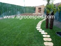 Diseño de jardines en Madrid.
